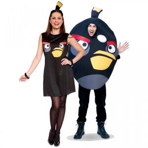 Black Angry Birds Costumes