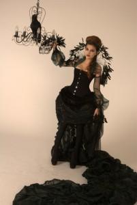 Black Raven Costume