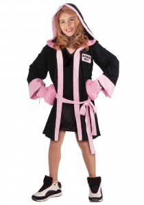 Boxer Costume Women