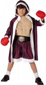 Boxer Costume for Kids