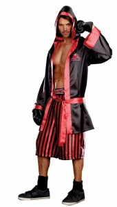 Boxer Costume for Men