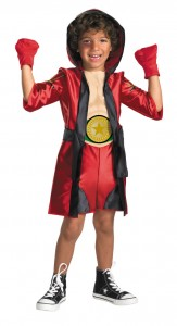 Boxer Costumes For Kids