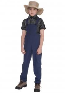Boys Farmer Costume