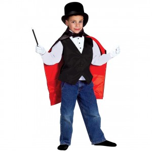 Boys Magician Costume