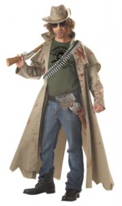 Boys Zombie Hunter Costume