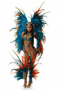 Brazilian Carnival Costumes