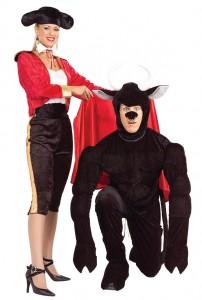 Bull and Matador Costume