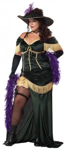 Burlesque Costumes Plus Size