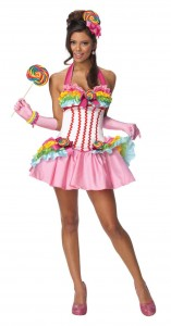 Candy Costumes for Girls