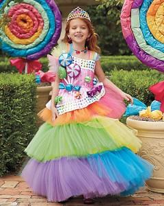 Candy Princess Costume