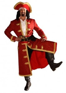 Captain Morgan Costume for Men