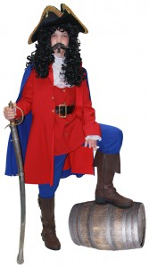Captain Morgan Costumes for Kids