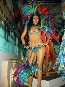 Carnival Dancer Costume