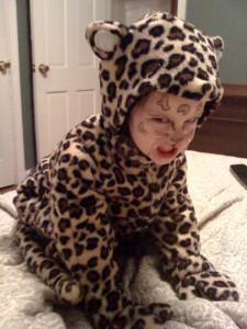 Cheetah Costume Kids