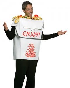 Chinese Food Costume