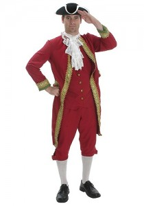 Colonial Costumes for Men