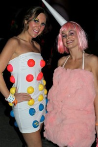 Cotton Candy Costume Ideas
