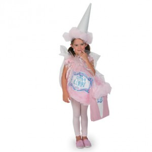 Cotton Candy Costume for Kids