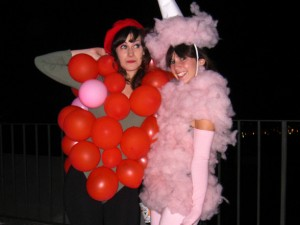 Cotton Candy Costume for Women