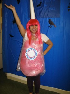 Cotton Candy Costumes