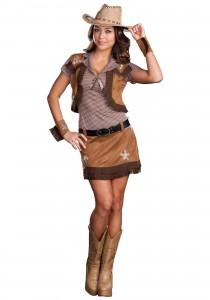 Cowgirl Costume Girls