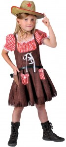 Cowgirl Costume Toddler