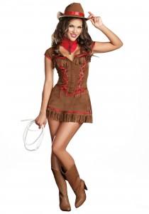 Cowgirl Costume Women