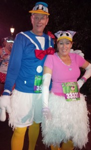 Daisy and Donald Duck Costumes