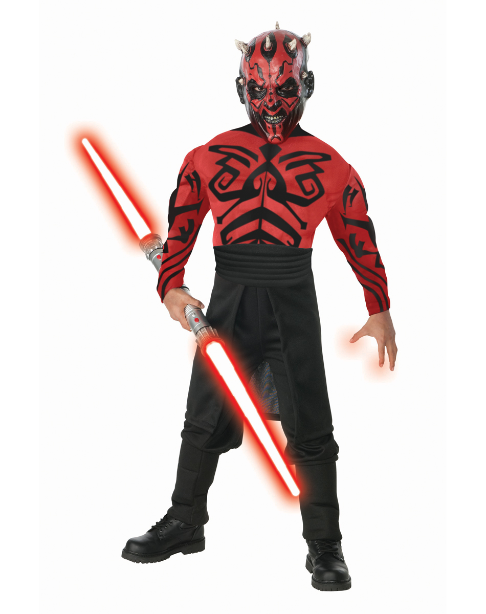 darth maul costumes costumes fc. Black Bedroom Furniture Sets. Home Design Ideas