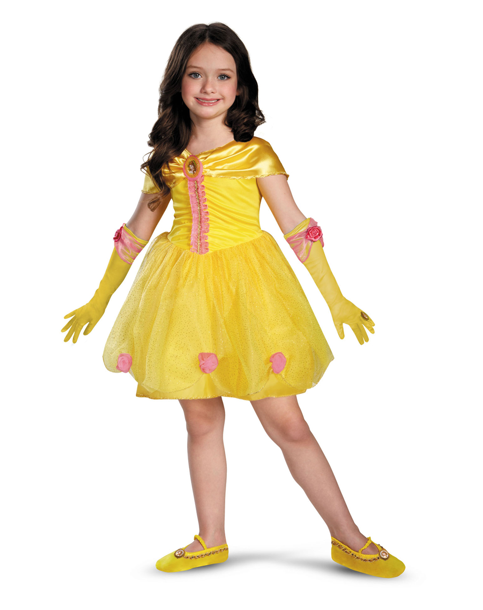 Disney Princess Belle CostumePrincess Belle Costume