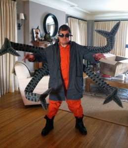 Doctor Octopus Costume