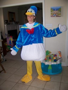 Donald Duck Costumes