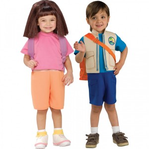 Dora the Explorer Costumes