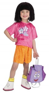 Dora the Explorer Costumes for Toddlers
