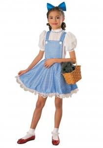 Dorothy Wizard of Oz Costume Kids
