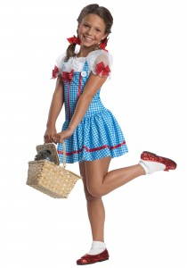 Dorothy Wizard of Oz Costume Toddler
