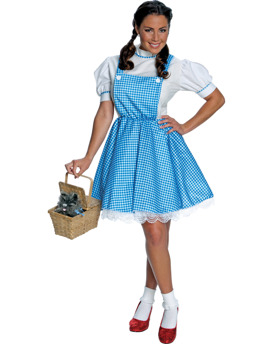 Dorothy Wizard of Oz Costumes | Costumes FC