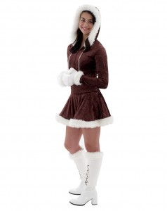 Eskimo Costume Ideas