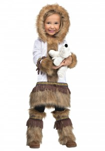 Eskimo Costume Kids