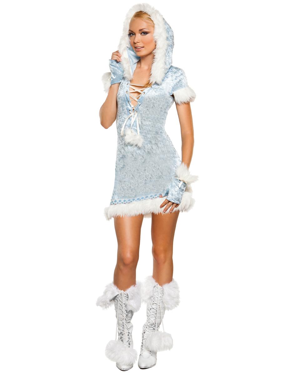 Sexy eskimo costume