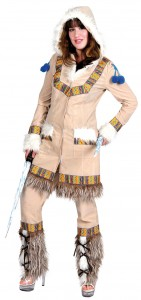 Eskimo Costume for Women