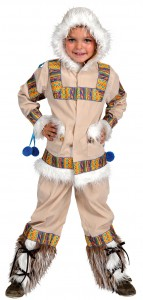 Eskimo Costumes for Kids