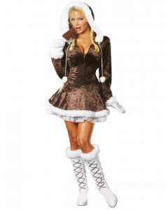 Eskimo Costumes for Women