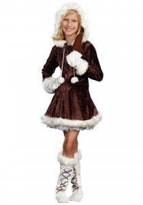 Eskimo Girl Costume