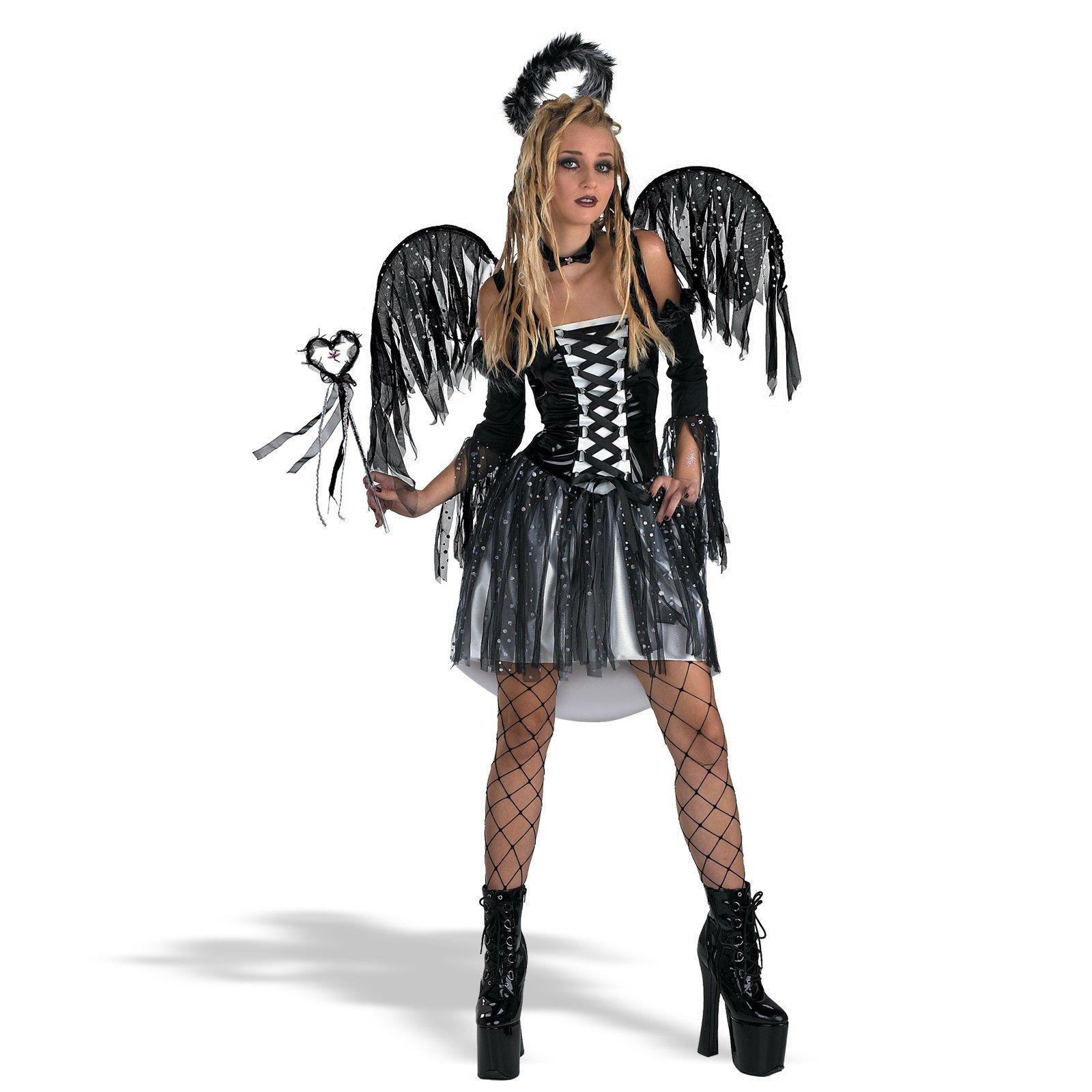 Fallen angel teen girls