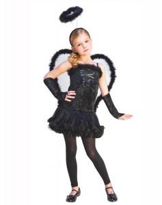 Fallen Angel Girl Costume