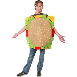 Fast Food Costume