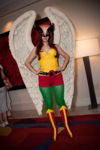 Female Hawkgirl Costume