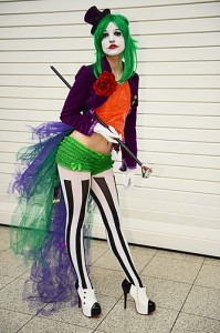 Female Joker Costume