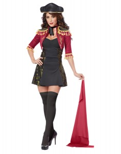 Female Matador Costume